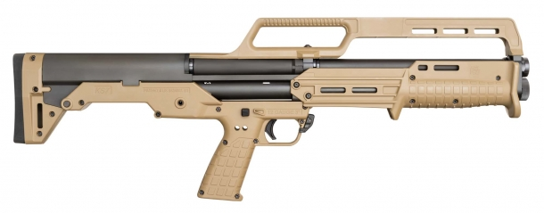 Kel-Tec KS7 pump-action shotgun