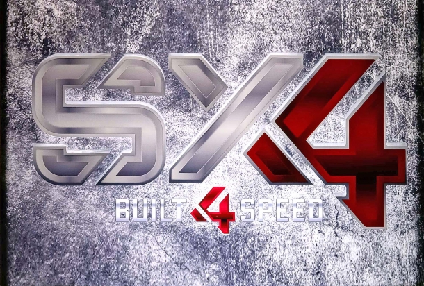 The Winchester SX4 logo