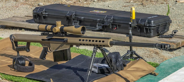 Barrett M82A1 calibro .416 Barrett
