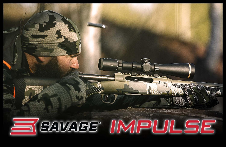 Savage Impulse: lo Straight-Pull tutto americano