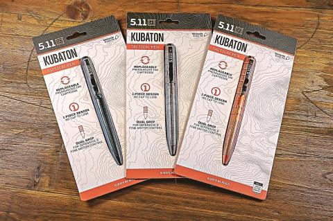 5.11 Kubaton: la penna tattica per tutti