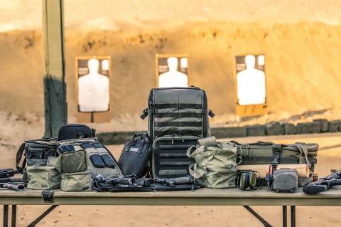 Borse 5.11 Range Master Qualifier, Duffel e Backpack