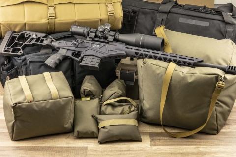 Balistae Solution: sacchetti da tiro (e non solo) per il tiro di precisione