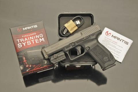 MantisX Training System: l'addestramento al tiro si rinnova