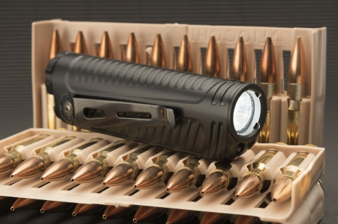 Nitecore P18 flashlight