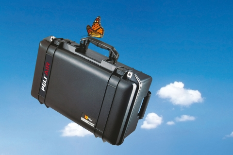 Peli Air 1555 and more: the ultra-lightweight cases for all purposes
