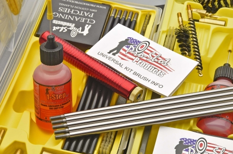 Pro-Shot Products: your cutting-edge gun cleaning solutions