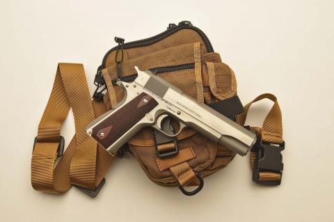 Radar 1957's tactical shoulder bag