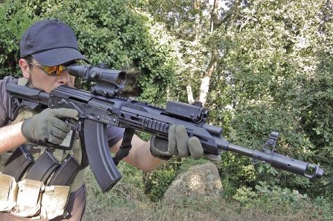 """SAG AK Chassis MK2: per modernizzare il """"Kala"""""""