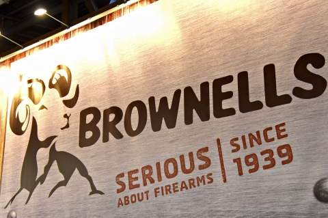 Brownells now sells complete guns!