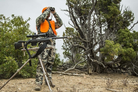 Caldwell's DeadShot line of hunting rests