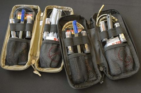 Kit di pulizia OTIS Technology I-MOD per i mercati civili, basato sull'omonimo sistema di pulizia militare