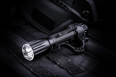 Nextorch upgraded TA30 one-step strobe tactical flashlight