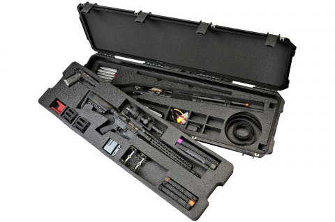 SKB Revised 3-Gun Watertight Competition Rifle Case