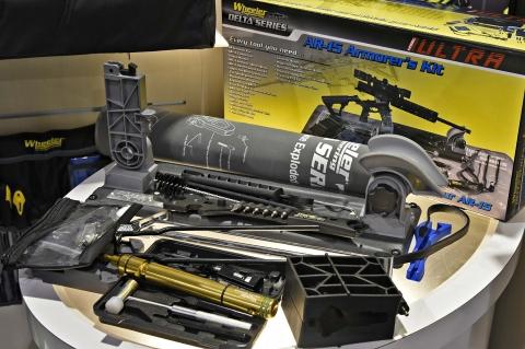 "Il set di manutenzione Wheeler ""AR-15 Ultra Armorers Kit"""