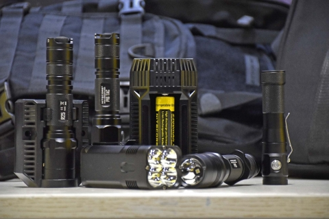 New Nitecore products for 2018