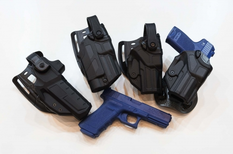 Radar 1957 HAWK line of MOS-ready holsters
