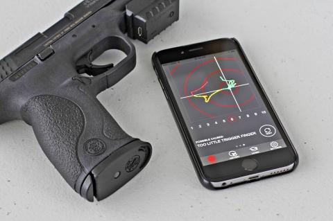 Addestramento al tiro con MantisX