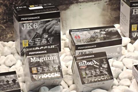 La linea di munizioni da caccia Fiocchi Performance