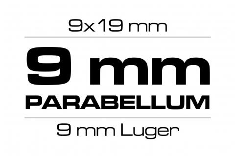 9x19mm: il Senato ha approvato l'emendamento per legalizzare l'uso del 9m Luger (il 9mm Parabellum) anche nelle armi corte semiautomatiche