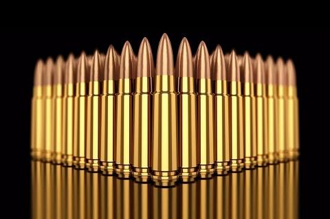 Corte di Cassazione: le munizioni non vanno denunciate se consumate nelle 72 ore