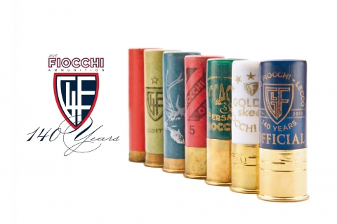 Fiocchi Ammunition: 140 years, four generations, one same family