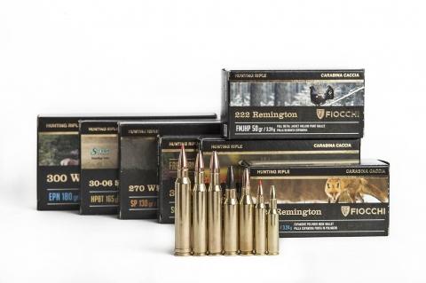 Nuove munizioni Fiocchi per carabina da caccia