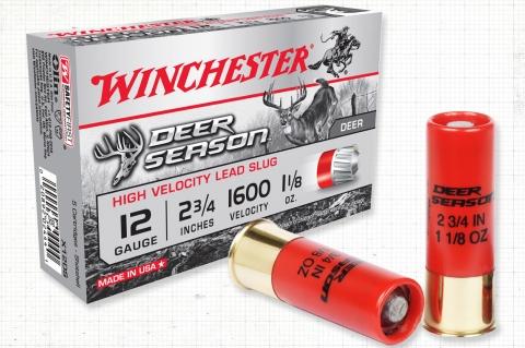 Newly developed Winchester Deer Season slug coming Fall 2018