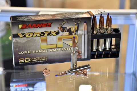 Barnes new ammunition products for 2018