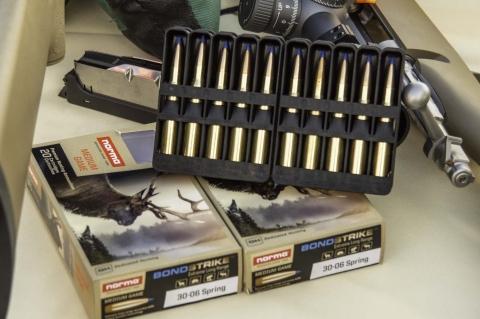 Norma BONDSTRIKE Extreme long-range hunting ammunition