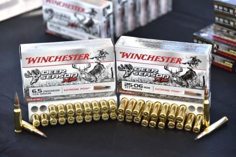 Winchester Deer Season XP Rifle and Deer Season Copper Impact