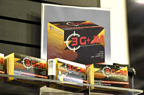 Fiocchi 3G+JM loads for 3-Gun Match shooters