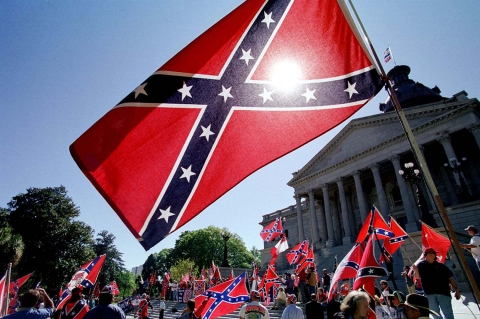 Why the Confederate Flag is not a racist symbol