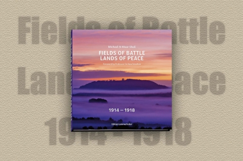 Book: Fields of Battle Lands of Peace 1914-1918
