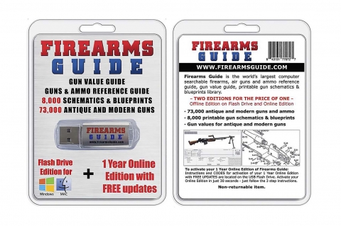 Firearms Guide: the 9th edition has just been published!