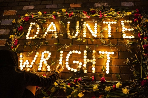 Slips and capture and the killing of Daunte Wright