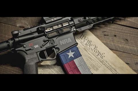NRA announces reorganization, moves to Texas