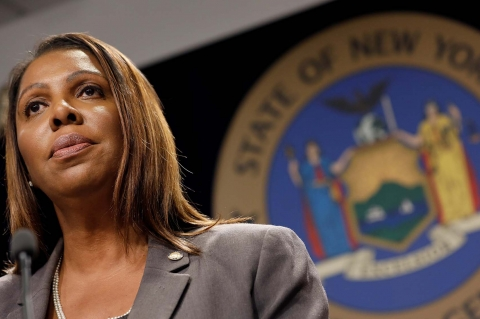 The Democrats of NY State attack the NRA: a lawsuit based on alleged financial irregularities filed by the State AG Letitia James seeks to dissolve America's oldest civil rights organization!