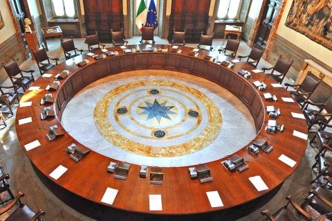 Consiglio dei Ministri: approvato lo schema di recepimento della Direttiva Europea Armi