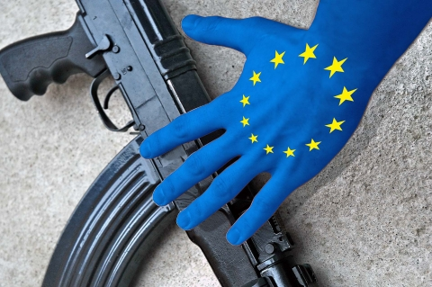 The EU gun ban has been officially published