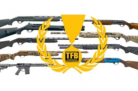 The Firearm Blog 2018 Reader's Choice Awards on shotguns