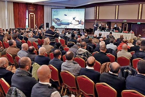 Firearms United: the Malta Firearms Conference