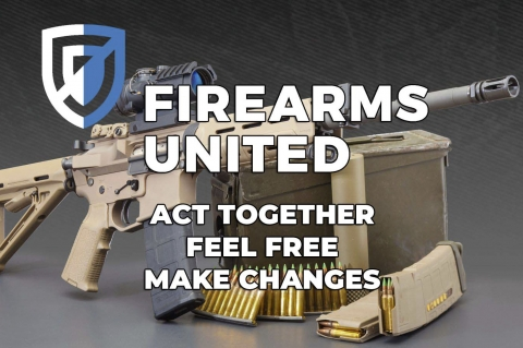 Firearms United dà il via ai tesseramenti individuali