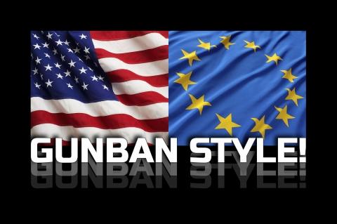 Europa e USA: la battaglia per il diritto alle armi sulle due sponde dell'Atlantico