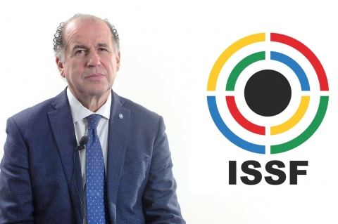 ISSF vice-president Luciano Rossi suspended for three years