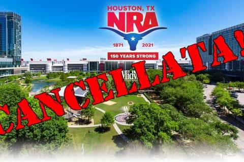 Cancellata l'annuale Convention NRA 2021