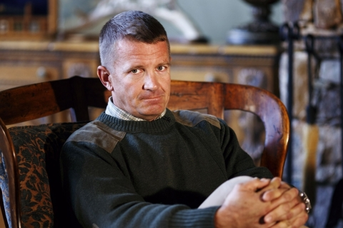VIDEO: Erik Prince talks at the Oxford Union Society