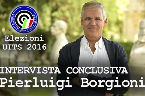 Pierluigi Borgioni, candidato alla Presidenza UITS 2016