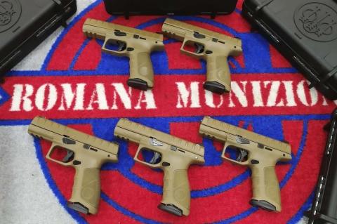 L'Armeria Romana Munizioni festeggia il secondo anniversario
