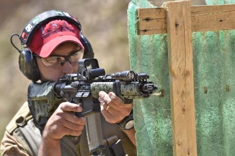 Corsi - Maneggio e impiego tattico della piattaforma M16/AR15